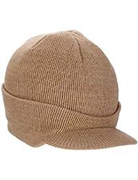 Amazon.it  cappello lana - Beige   Cappelli e cappellini   Accessori ... 52f0aad5ccc5