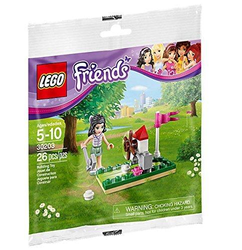 LEGO Friends Mini Golf Mini Set #30203 [Bagged] by (Lego-mini-sets)