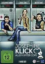 Josephine Klick - Allein unter Cops - Staffel 1 (Doppel-DVD) hier kaufen