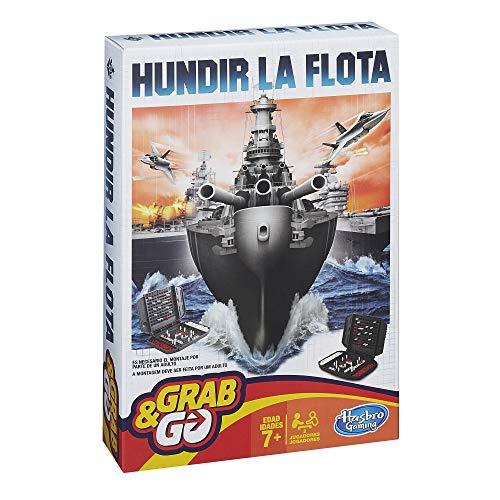 Hasbro Gaming Gaming Travel Hundir Flota Viaje Hasbro