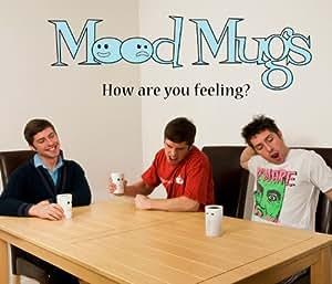 Mood Mugs MOOD MUGS Heureux