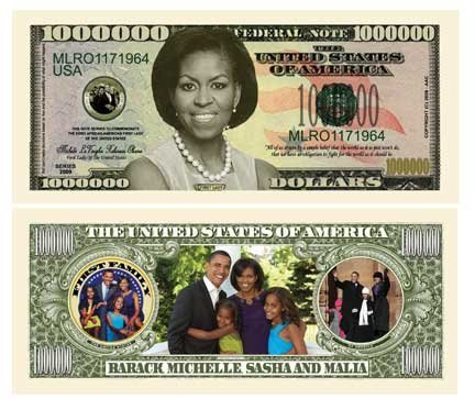 set-of-50-michelle-obama-first-lady-first-family-million-dollar-bill-by-american-art-classics