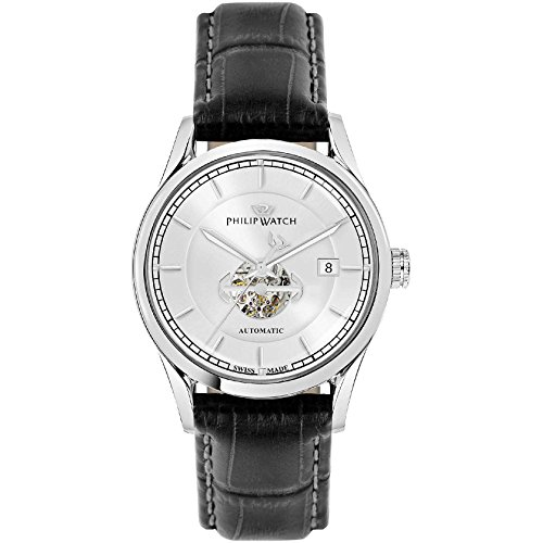 Men Only Time Philip Watch Sunray Watch Elegant Cod. r8221180010