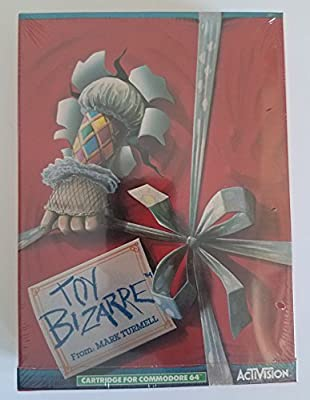 Toy Bizarre - Commodore 64 by Activision Inc.