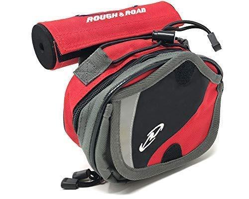 Moto Soporte Manillar Bolsa - Rojo - Aventura Moto