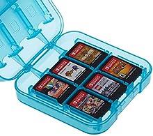 AmazonBasics - Custodia porta cartucce di gioco per Nintendo Switch -Blu