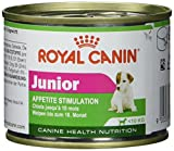 Royal Canin Mini Junior Hundefutter, 195g, Packung mit 12 Stück
