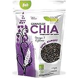 Graine de Chia Bio sachet Doypack 250 GR Certifié BIO Qualité Première