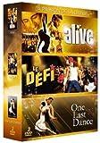 Coffret Let's dance! : Alive / Le défi / One last dance
