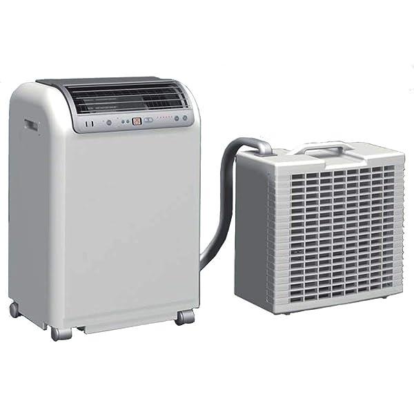 Euromac AC2400 Split Air Conditioning System White, 55 dB