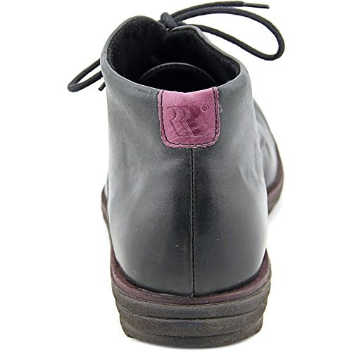 Romika Sonja 04 Cuir Bottine Black