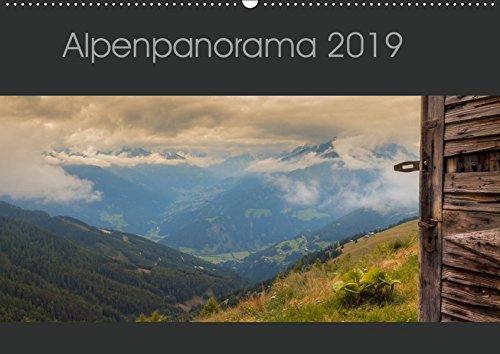 Alpenpanorama 2019 (Wandkalender 2019 DIN A2 quer): Osttirol Impressionen (Monatskalender, 14 Seiten ) (CALVENDO Natur)