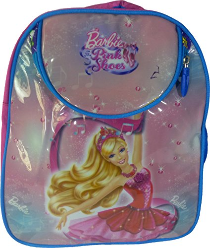Barbie, Disney Princess Cindrella Pink Children's / kid's Backpack, school bag for class / standard pre nursery, LKG, UKG, first 1st, second 2nd girls, 3rd Third.  available at amazon for Rs.499
