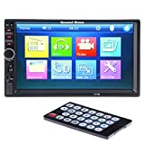 Sound Boss 2D in Bluetooth Car Video Player 7-inch' HD Touch Screen Stereo
