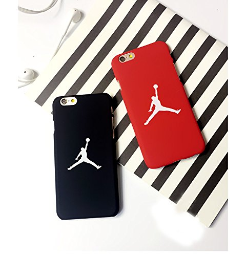 Air Jordan Custodia/Cover per iPhone 5/5S Michael Jordan Chicago Bulls black nero black
