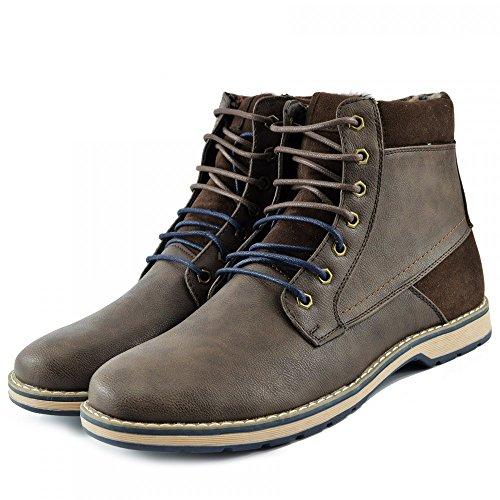 Kick FootwearKick Footwear - Stivali Desert Boots uomo Brown