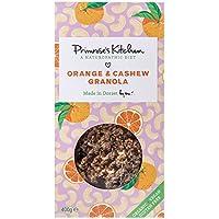 Primrose's Kitchen Orange and Cashew Granola 400g