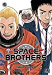 Space Brothers Edition simple Tome 5