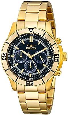 Invicta - Reloj de cuarzo unisex