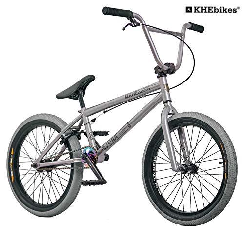 KHE Bmx bicicleta Cope gris solo 10,7kg.