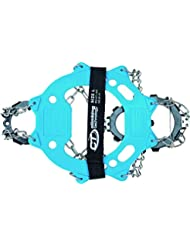 Climbing Technology Ice Traction Ramponcini, Blu, L (41-43)