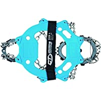 Climbing Technology - Crampones de escalada color azul, talla L