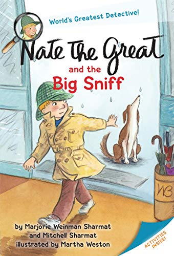 Nate the Great and the Big Sniff (English Edition)