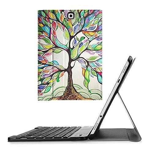 Fintie Blade X1 Samsung Galaxy Tab S2 8.0 Bluetooth Tastatur