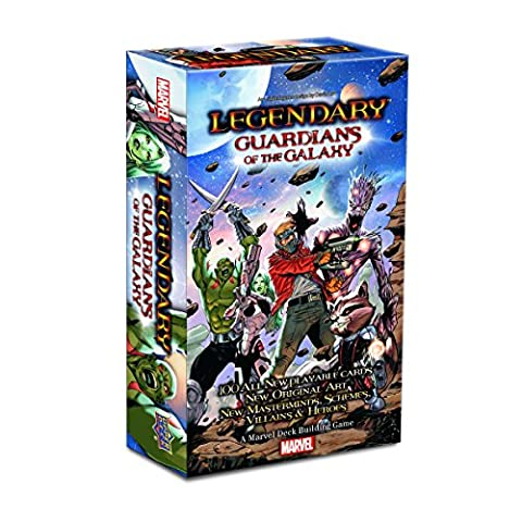 Marvel Legendary Guardians of the Galaxy Deckbuilding Game Expansion
