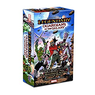 Marvel - 332364 - Jeu De Cartes - Legendary Guardians of The Galaxy Expansion (B00O80XXRK) | Amazon price tracker / tracking, Amazon price history charts, Amazon price watches, Amazon price drop alerts