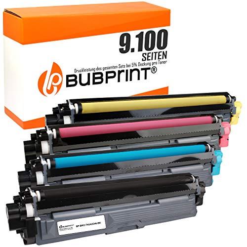 4 Bubprint Toner kompatibel für Brother TN-242 TN-246 für DCP-9022CDW MFC-9332CDW MFC-9142CDN HL-3152CDW DCP-9017CDW HL-3142CW HL-3172CDW MFC-9342CDW