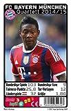 Teepe 22397 - FC Bayern München Quartett 2014/2015 Spiel