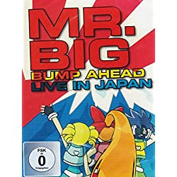 Mr. Big - Bump Ahead/Live in Japan [Import anglais]