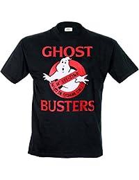 Ghostbusters - T-shirt - Imprimé - Col rond - Manches courtes - Homme