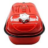 Blesiya Attrezzatura D'officina per Veicoli Taniche Carburante Serbatoio - Rosso - 10L
