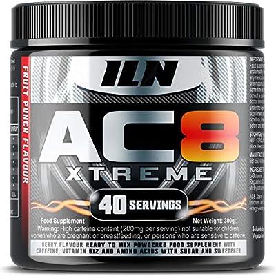 Iron Labs Nutrition, AC8 Xtreme by JIANGSU JUNXIA GYM EQUIPMENT CO.,LTD