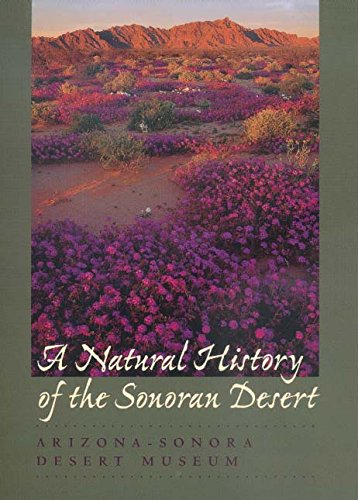 A Natural History of the Sonoran Desert: Revised and Updated Edition