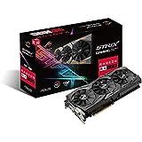 ASUS Radeon ROG STRIX RX 580 T8G GAMING 8GB GDDR5 DVI 2xHDMI 2xDisplayPort