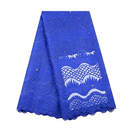 Gebraucht, New French Milk Silk Net Lace Fabric 2019 Hochwertiger gebraucht kaufen  Wird an jeden Ort in Deutschland