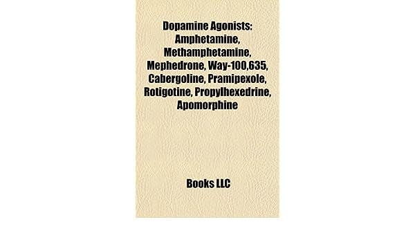 Amazon in: Buy Dopamine Agonists: Amphetamine, Mephedrone