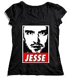 Best Organic Stores Friend Womens Shirts - Jesse Breaking Bad Women Women's Lady T-Shirt Shirt Review