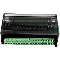 FX3U-48MR DC 24V Tablero de Control Industrial PLC Transistor de Controlador Lógico Programable