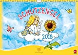 Schutzengel Kalender (Wandkalender 2016 DIN A4 quer): Sinnliche Sprüche begleitet von süßen kleinen Engeln. (Monatskalender, 14 Seiten) (CALVENDO Spass)