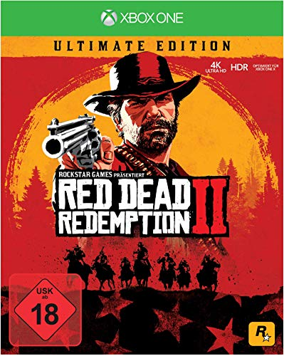 Red Dead Redemption 2 - Ultimate Edition (Xbox One) [Importación alemana]