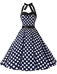size 40 428cf ac662 Amazon.it: vestiti anni 60 - Vestiti / Donna: Abbigliamento