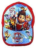 Paw Patrol Kinder 'Mädchen Jungen Outdoor Sonnenschutz Baseball Cap Hat für 2–7Jahre rot rot Einheitsgröße