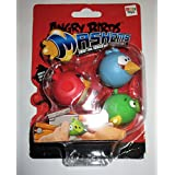 IMC TOYS 542051 - Angry Birds Masems Pack 3 Muñecos