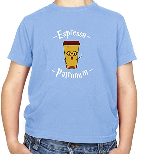 HP - Der goldene Becher - Kinder T-Shirt - Hellblau - S (5-6 Jahre)
