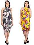 Sarong or Pareo or Swim Cover Ups Multip...