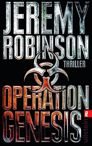 Operation Genesis (Ein Delta-Team-Thriller 2)